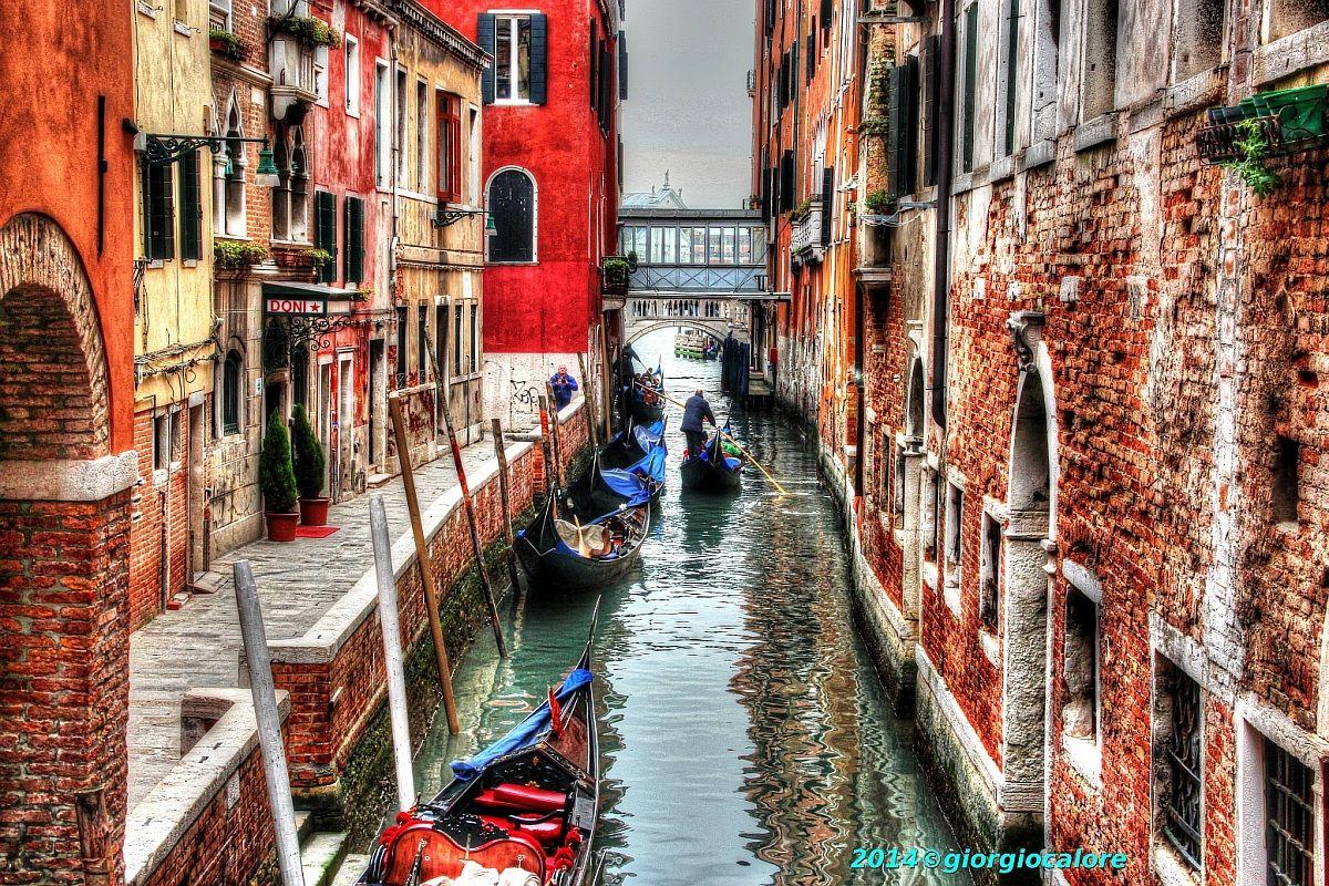 Canal Venice 2014...