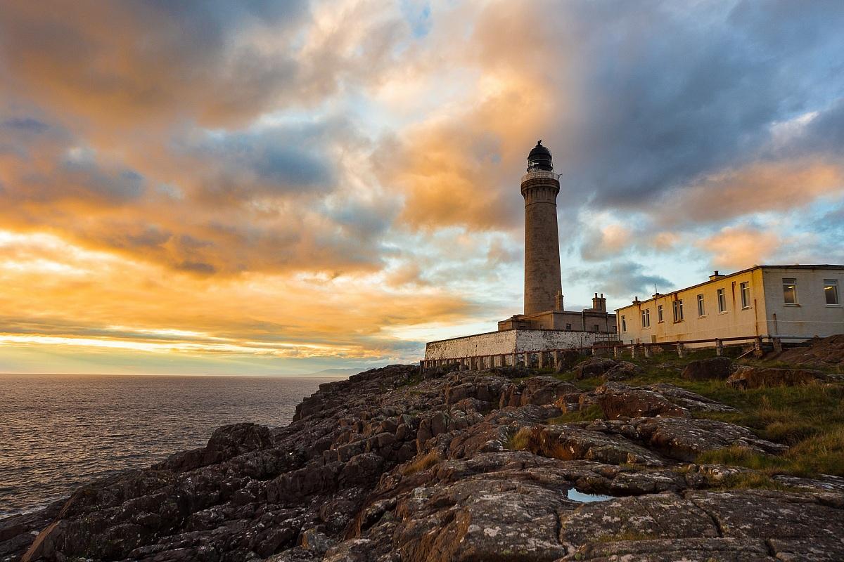 Ardnamurchan Lighthouse...
