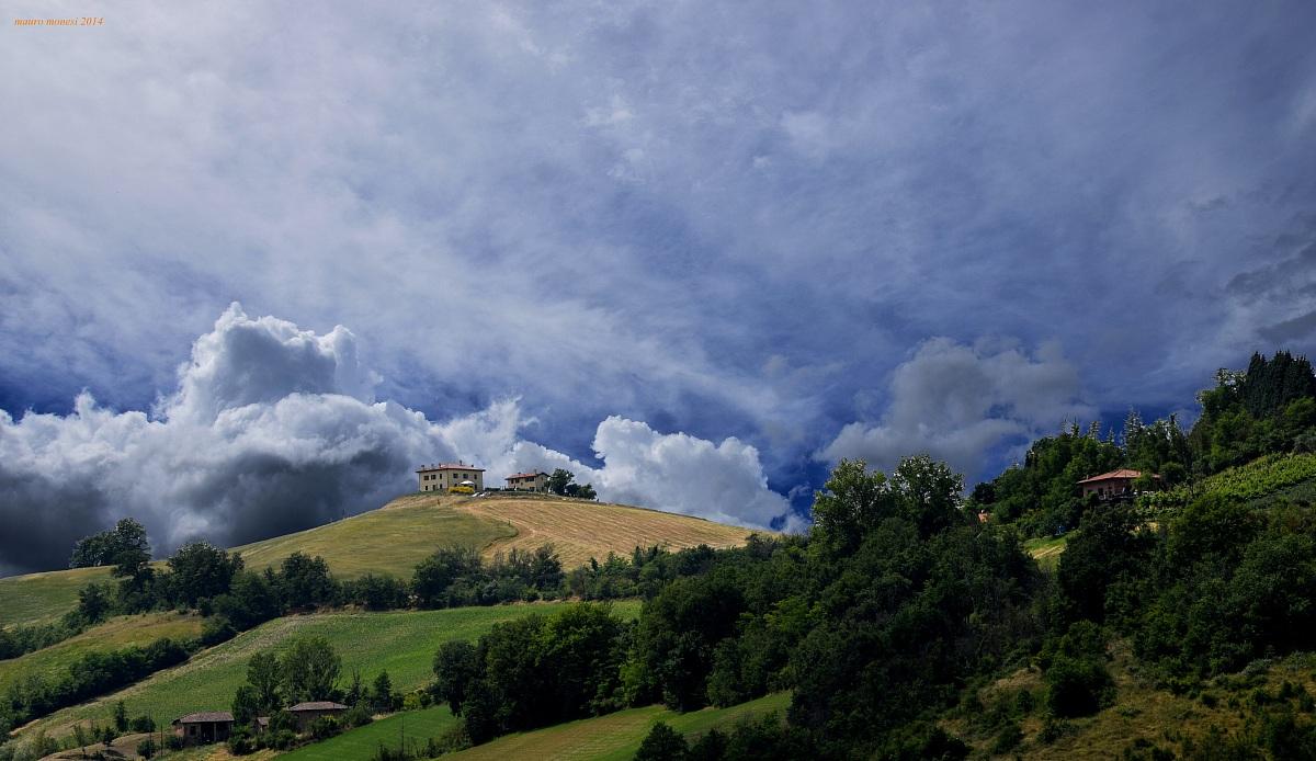 The Hills of Pignoletto...