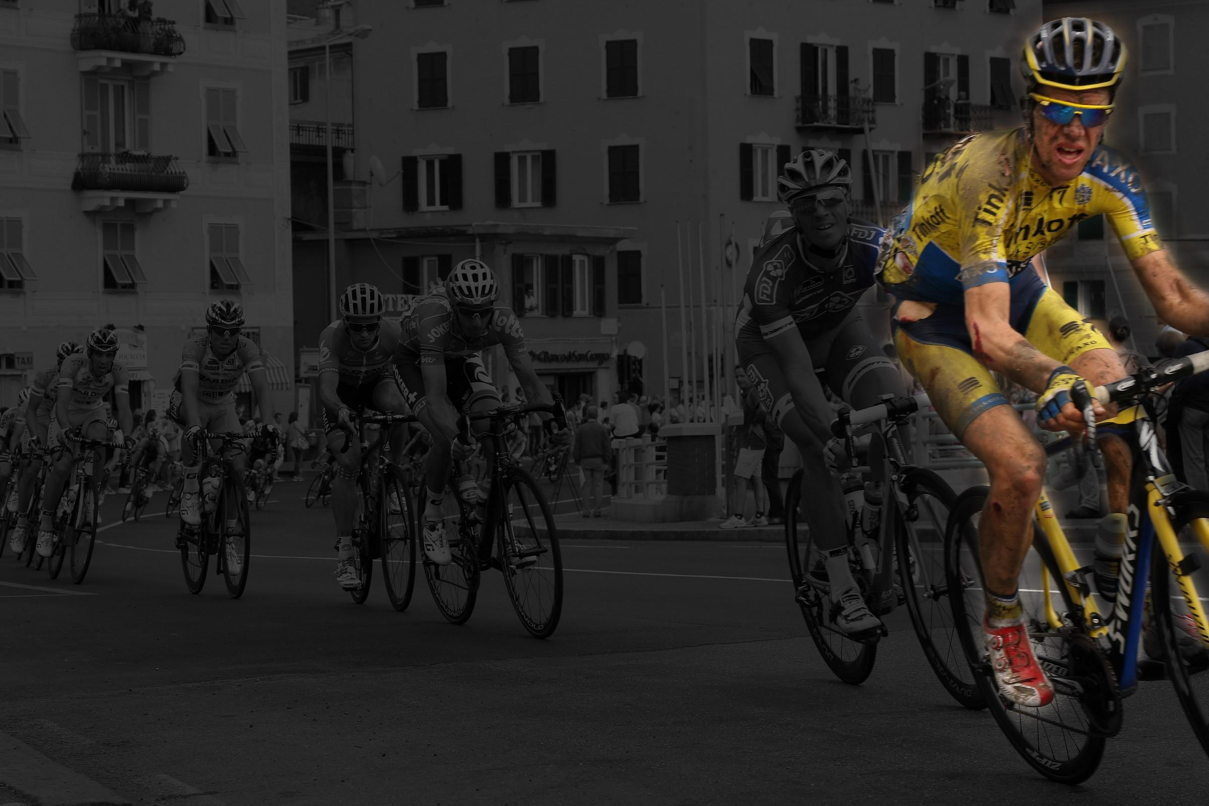 Tour of Italy...