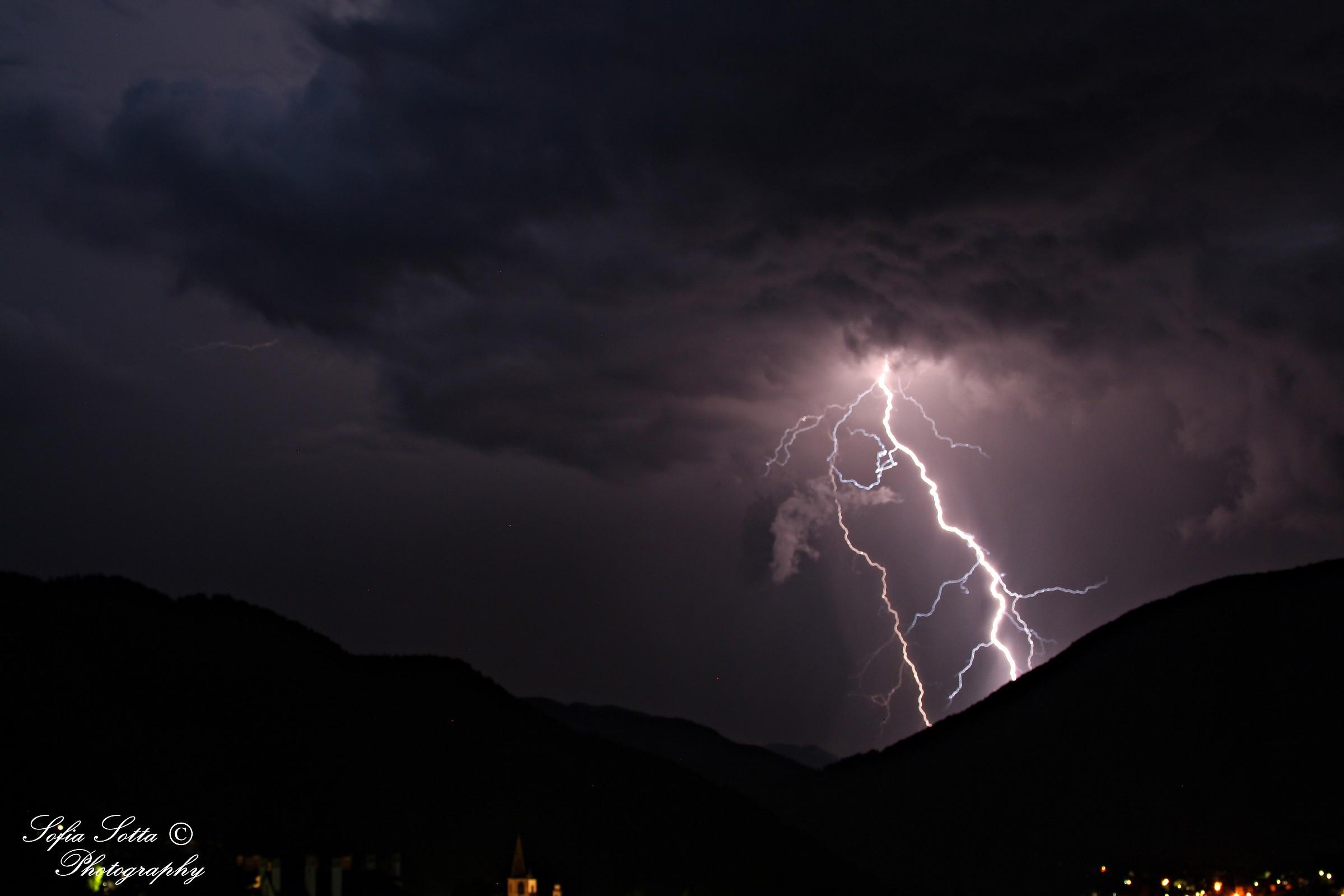 Thunderstorm III...
