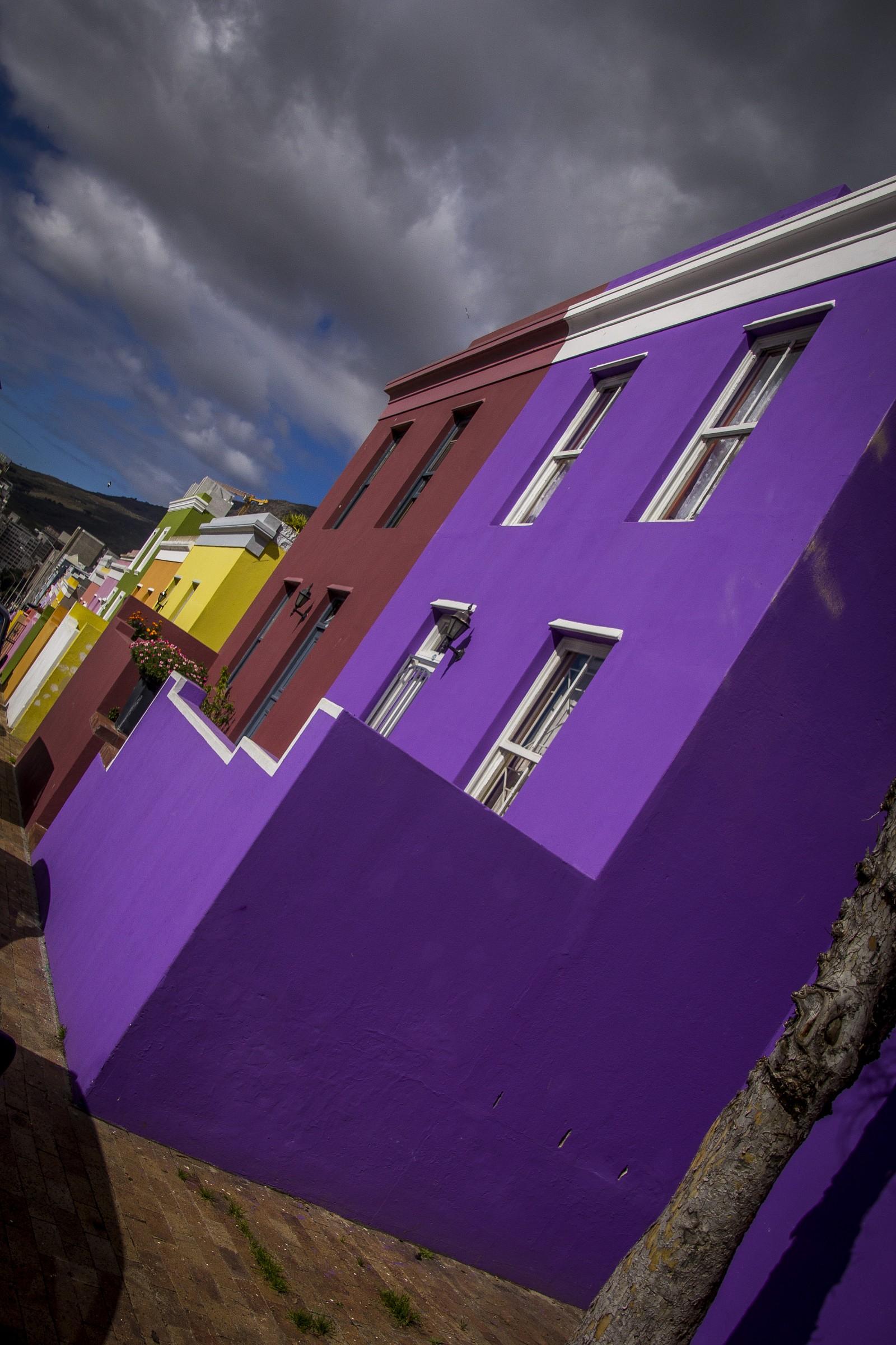 Cape Town - Bo-Kaap...