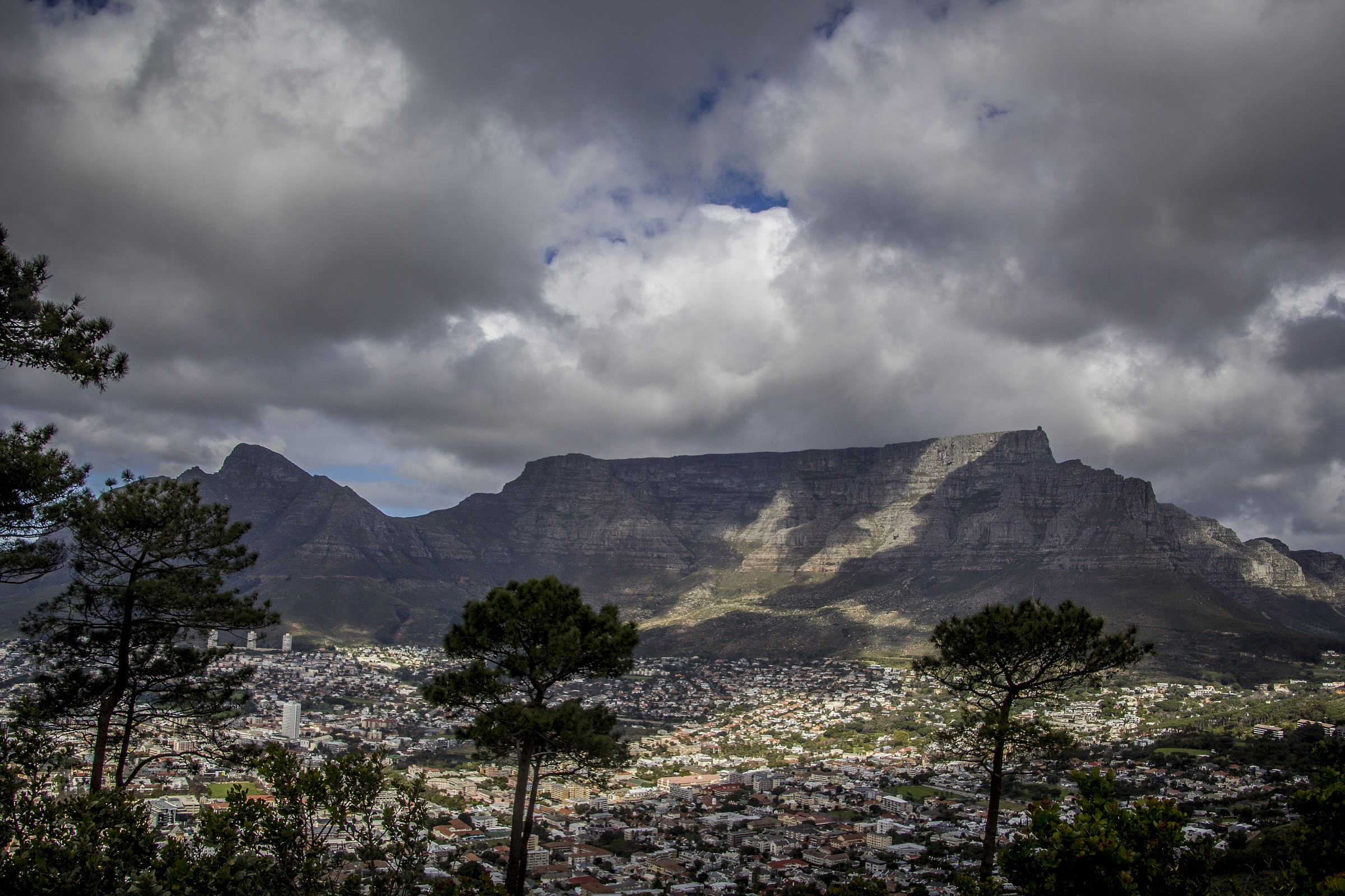 Tabel Mountian - Cape Town...