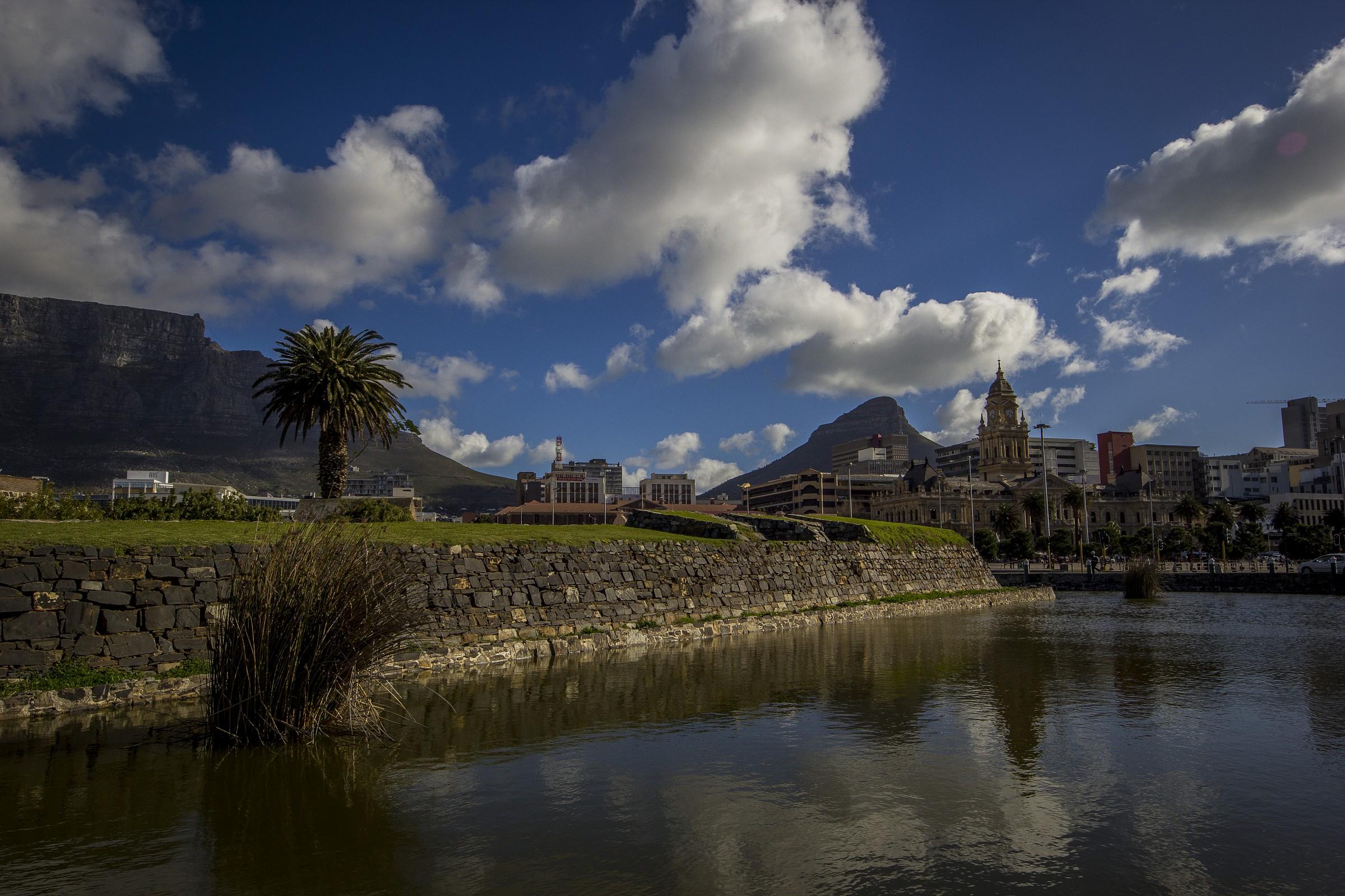 Cape Town...