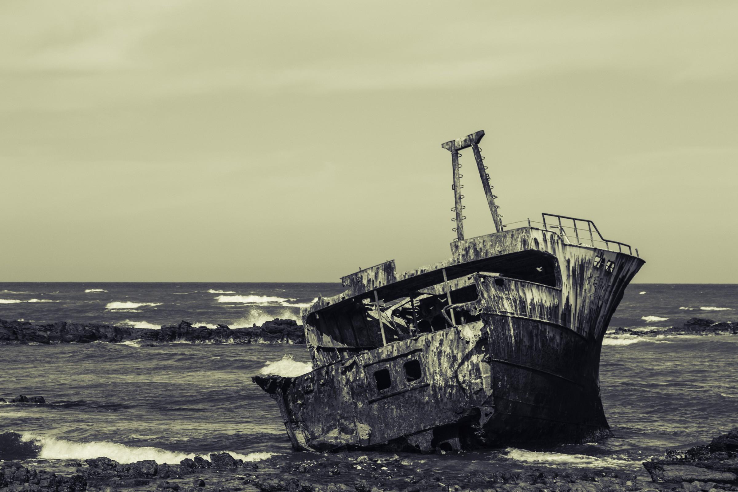 Cape Agulhas...
