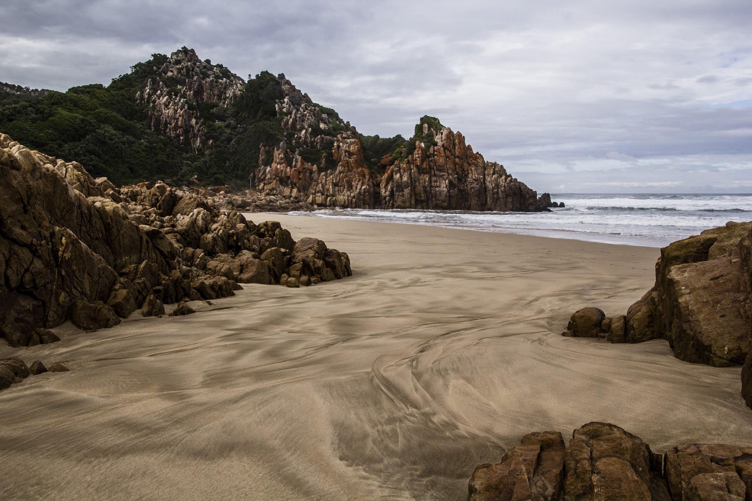 Noetzi beach...