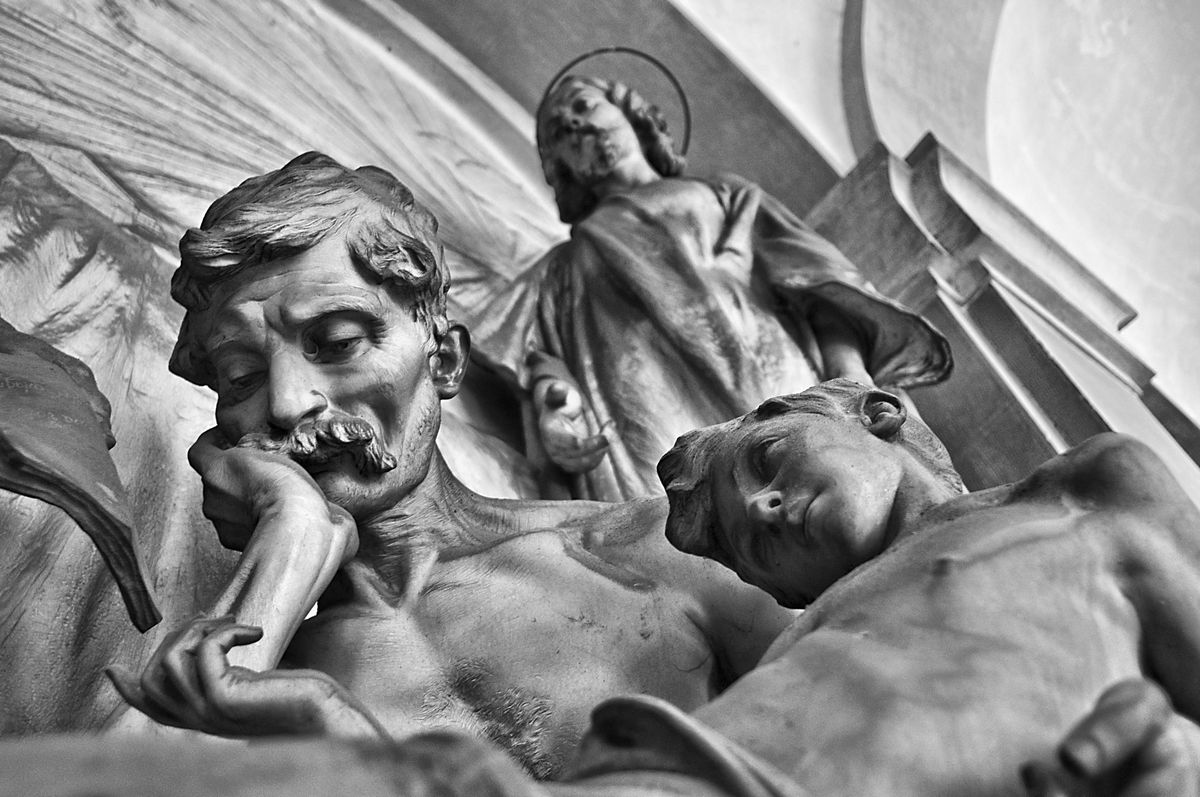 Monumental Cemetery of Staglieno 1...