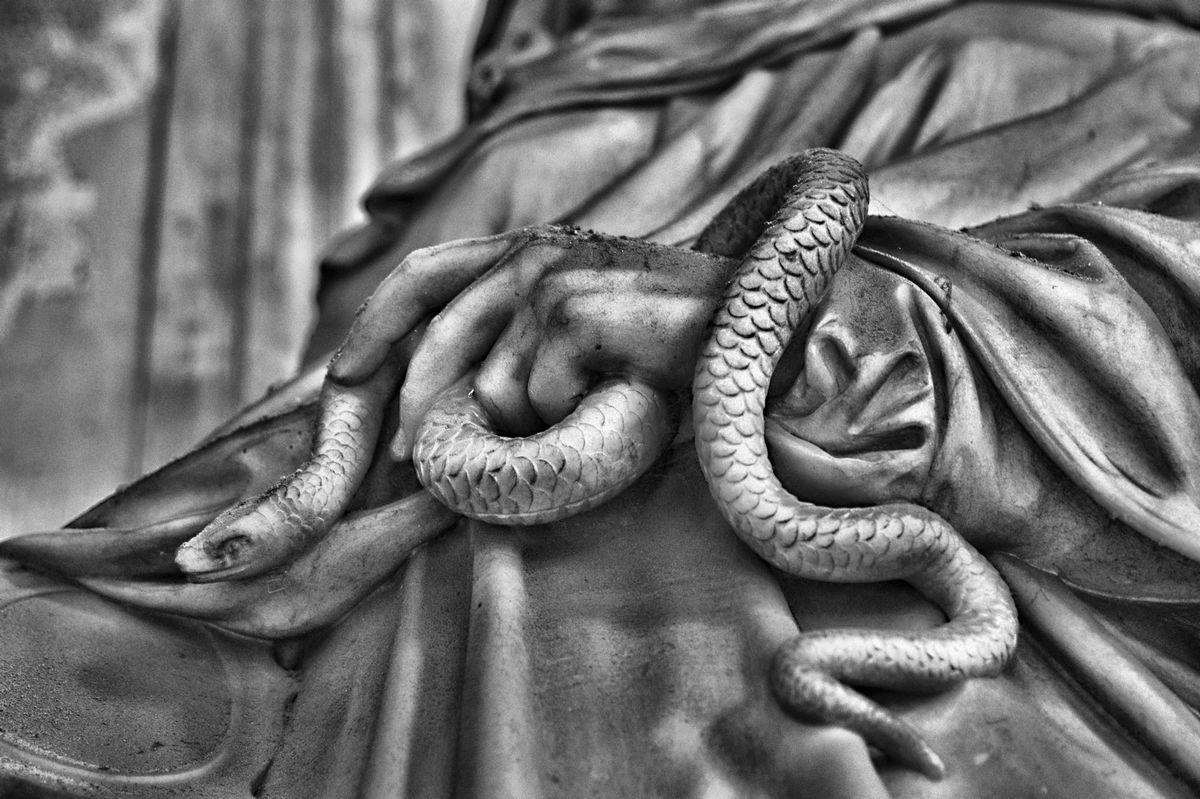 Monumental Cemetery of Staglieno 4...