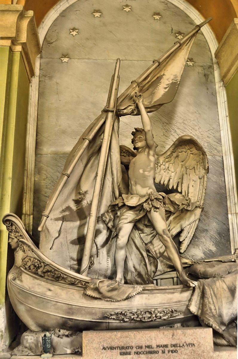 Monumental Cemetery of Staglieno 10...