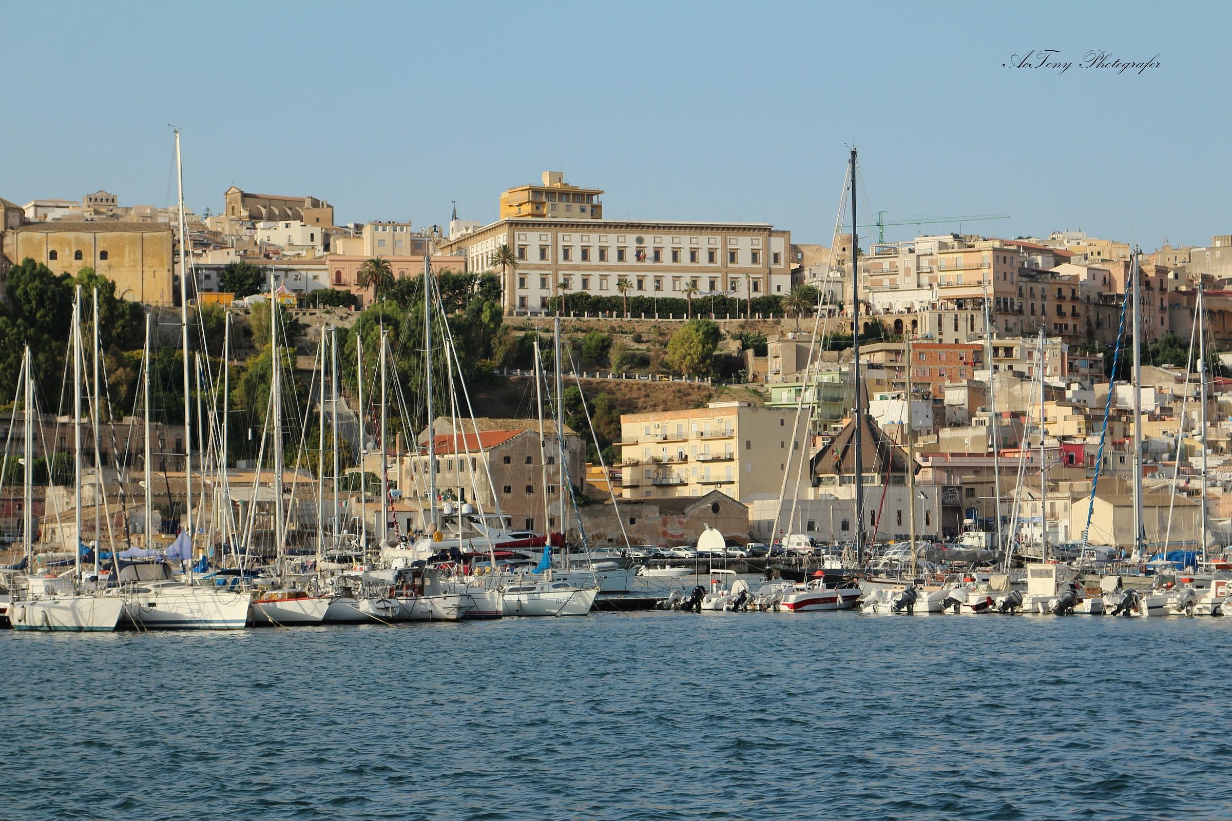 Marina di Sciacca...
