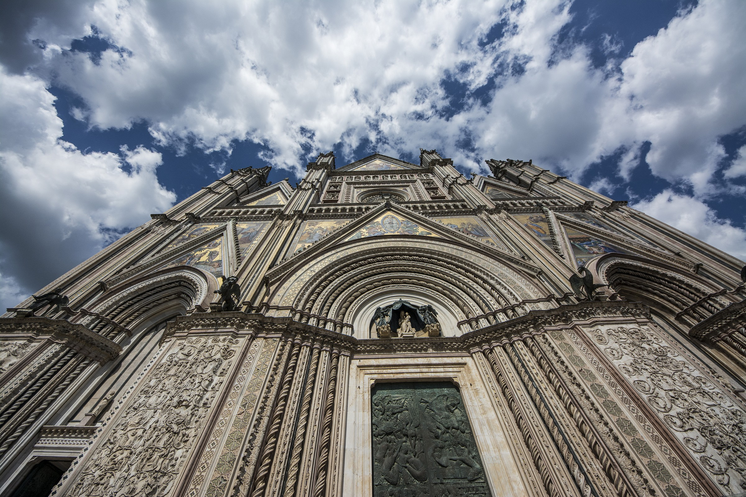 Orvieto Cathedral...