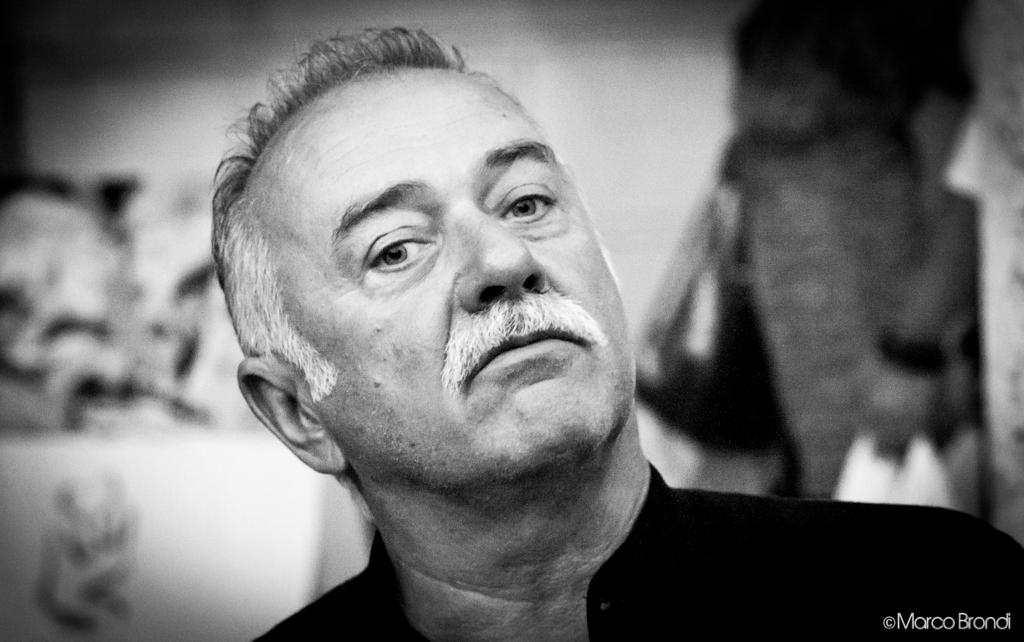 Giorgio Faletti...
