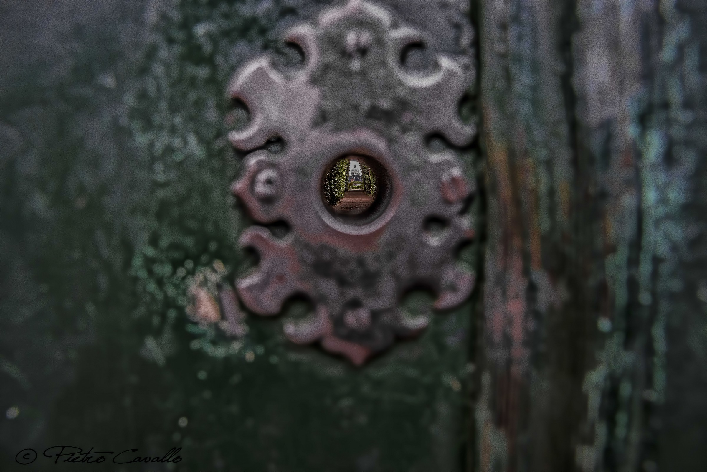 """""""Keyhole""""..."""
