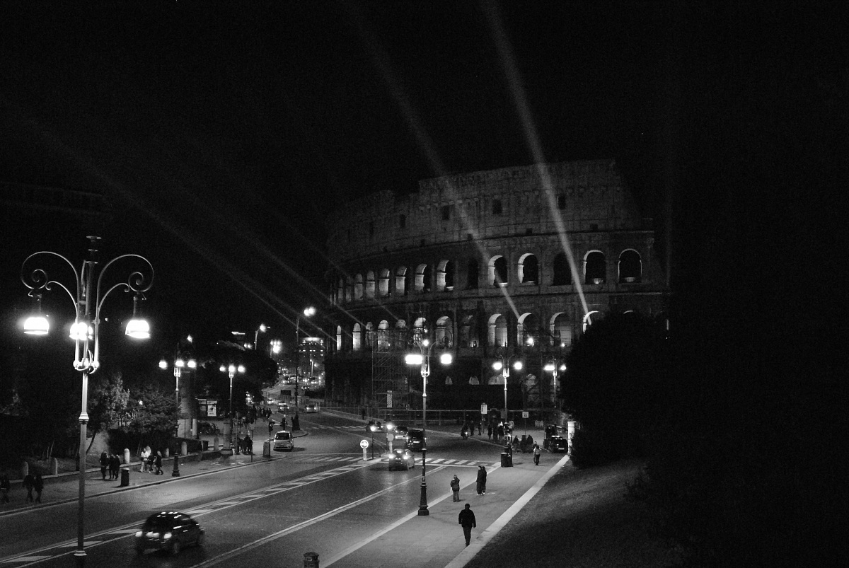Coliseum...