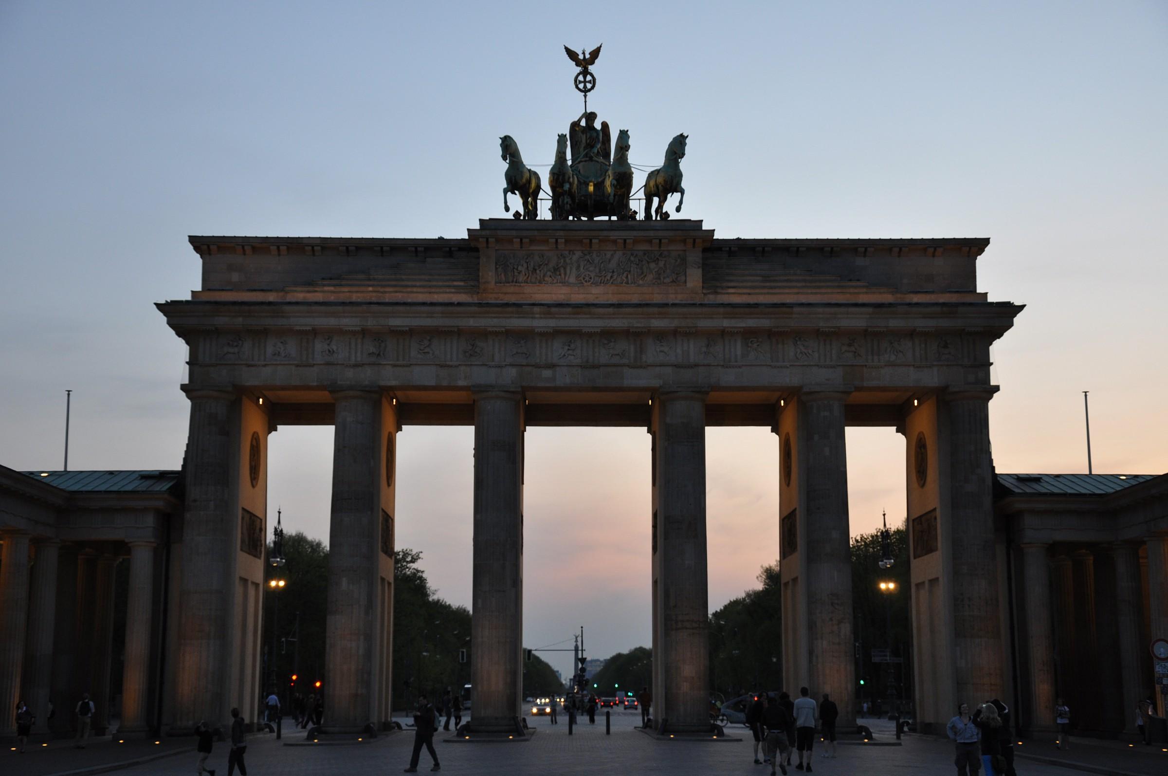 Crepuscolo Berlinese...