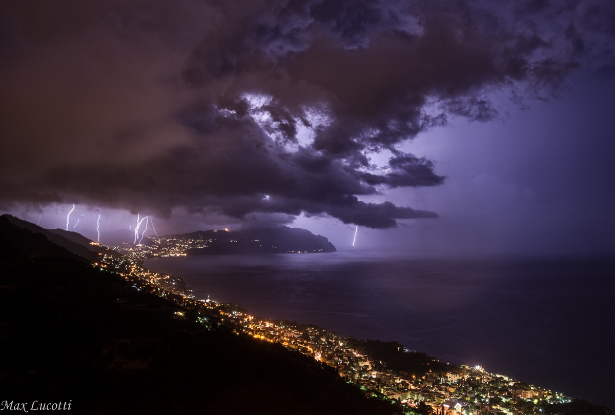 Thunder on Recco...