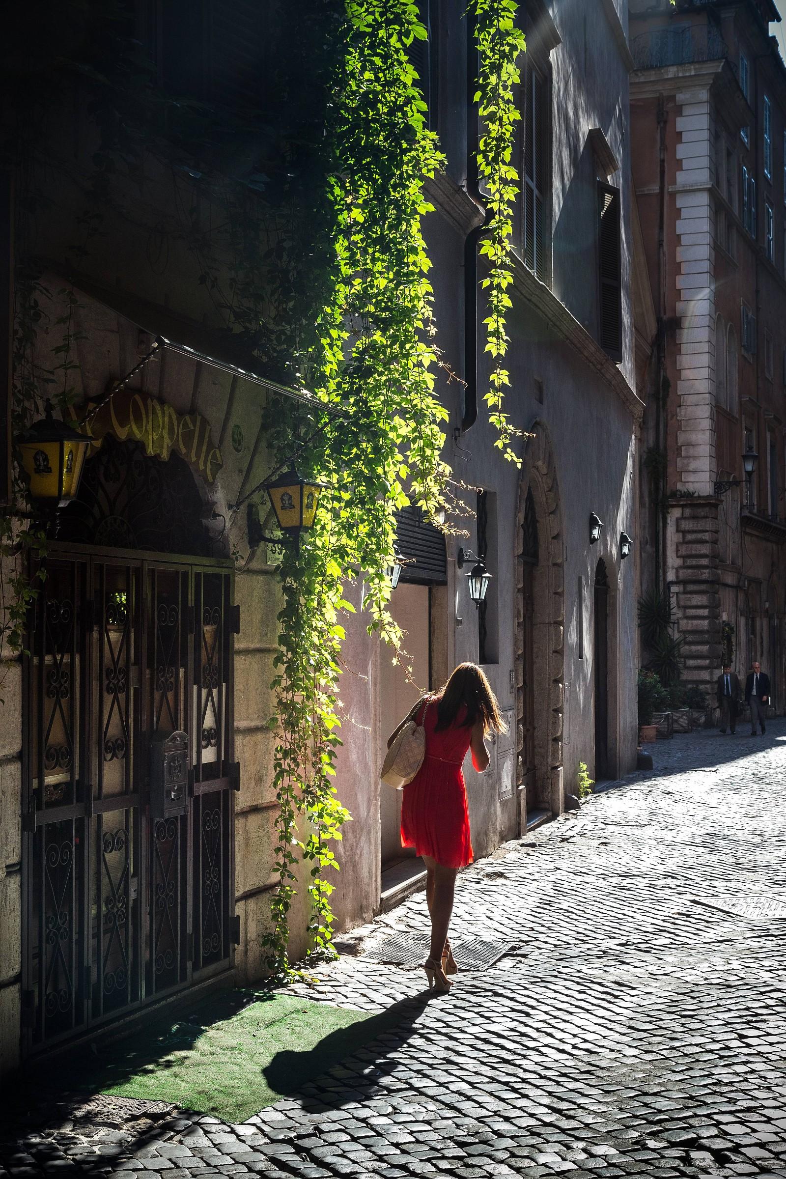 Good Morning Rome...