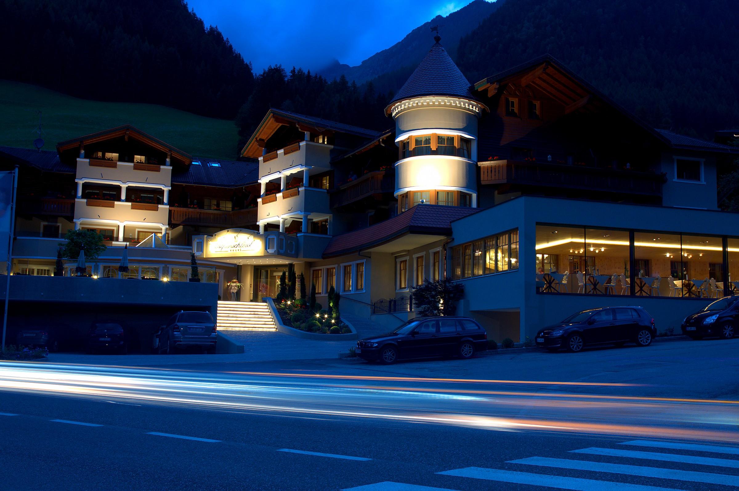 Alpenschloss...
