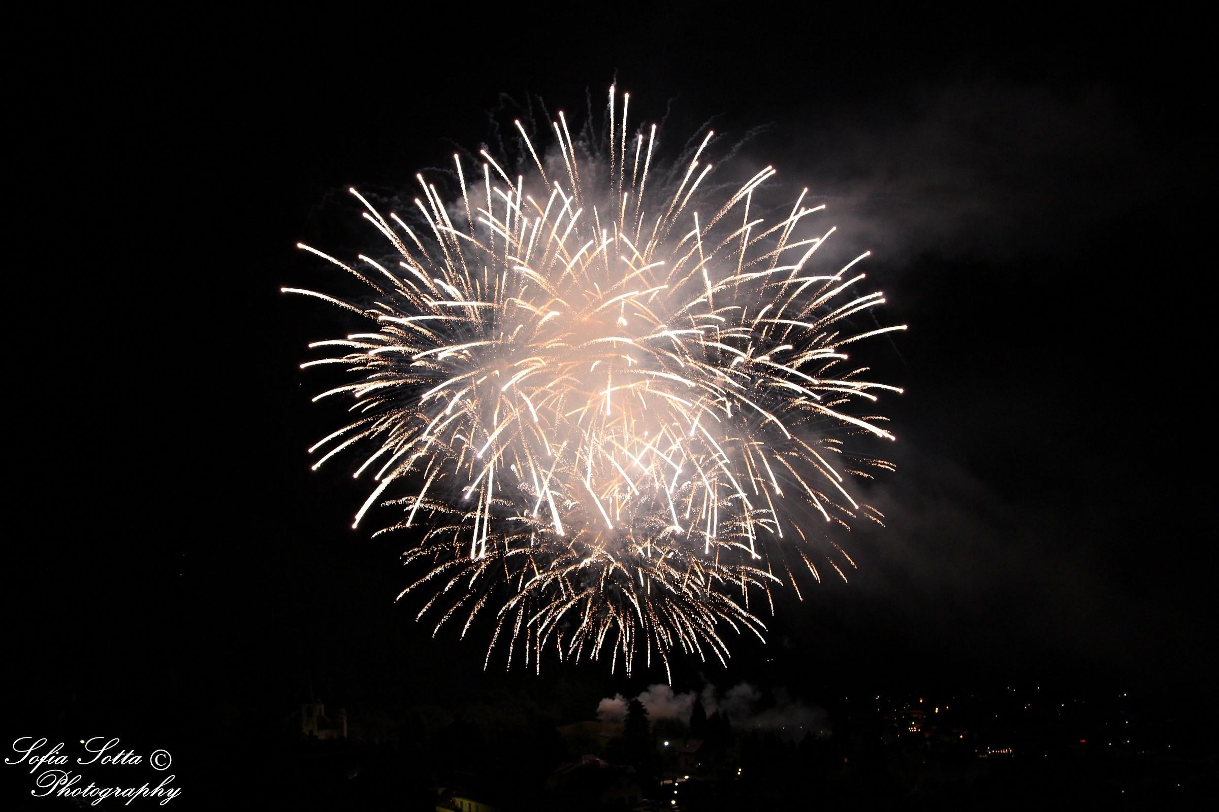 Firework II...