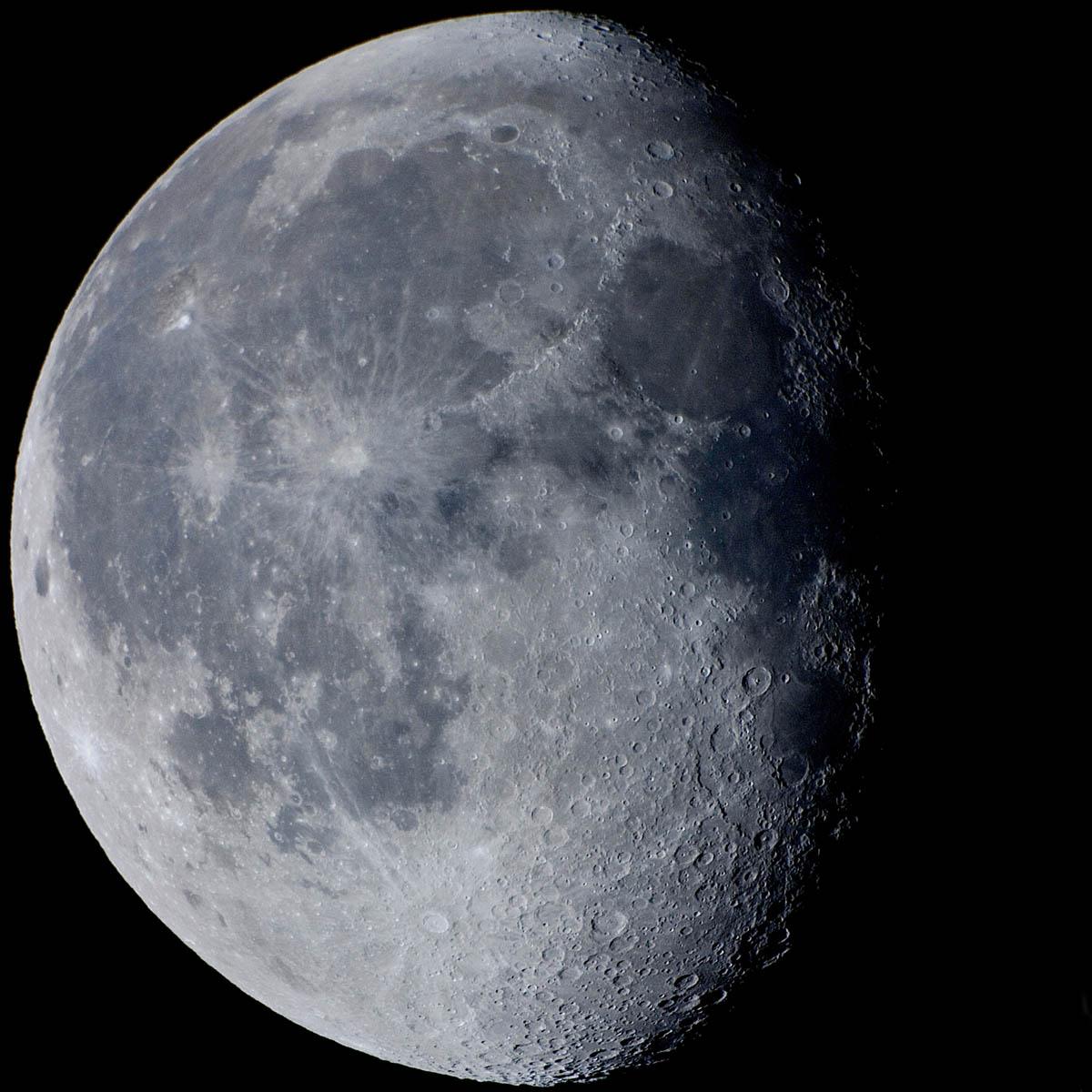 Waning Gibbous Moon...