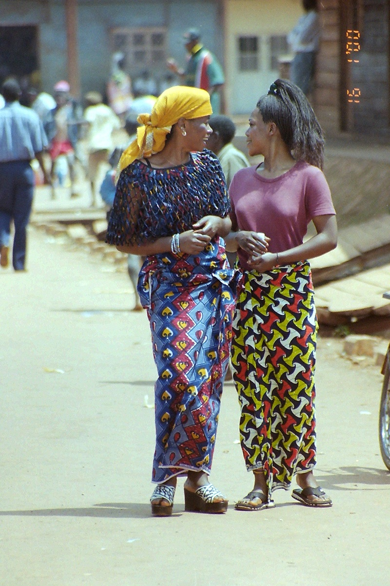United Colors of Africa...
