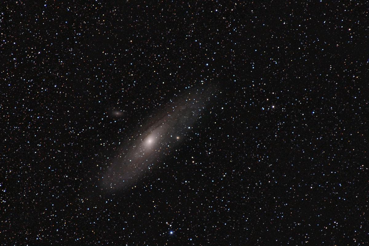 M31 Andromeda...