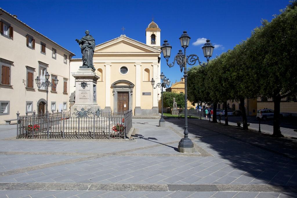 Bagnoregio - Sant'Agostino...
