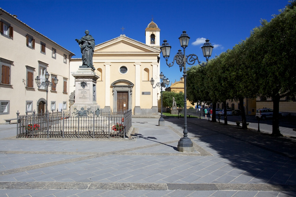 Bagnoregio - St. Augustine...
