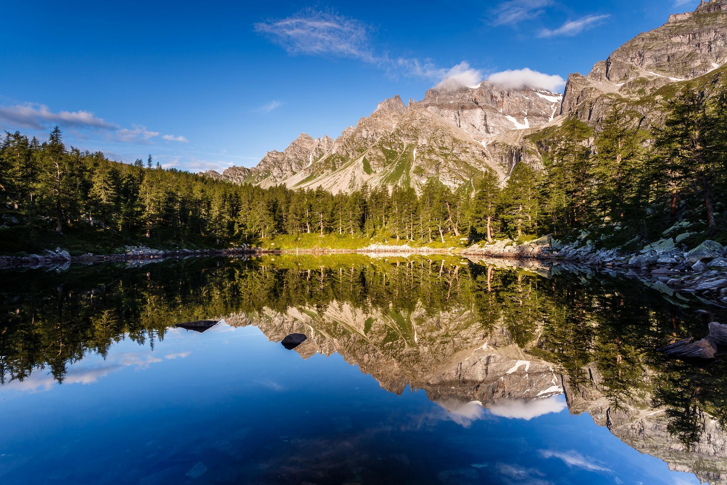 Alpe Devero - Black Lake...