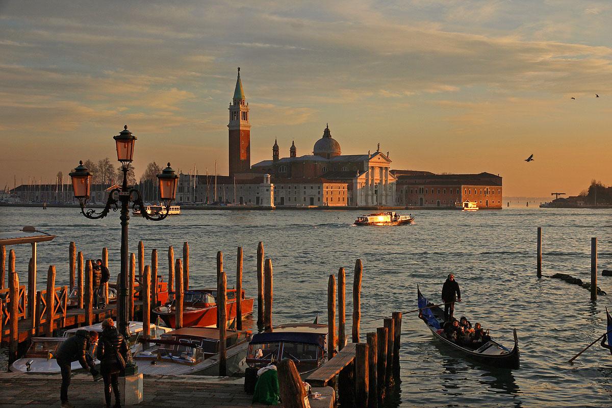 Venice is always Venice...