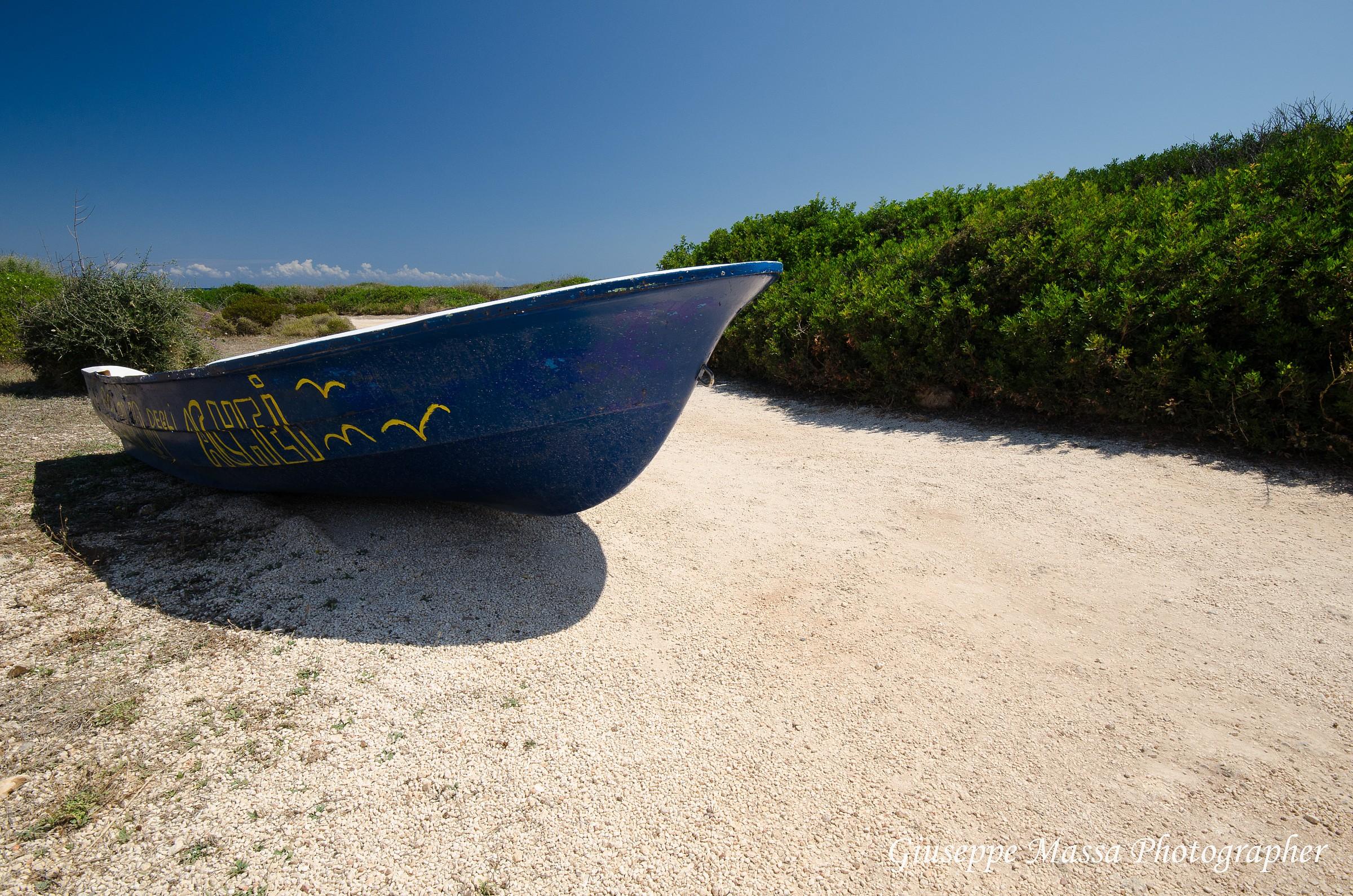 Rock of the Achaeans-Beach...