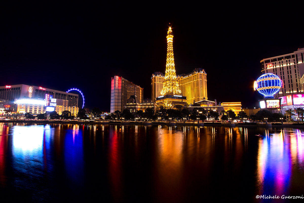 Las Vegas by Night...