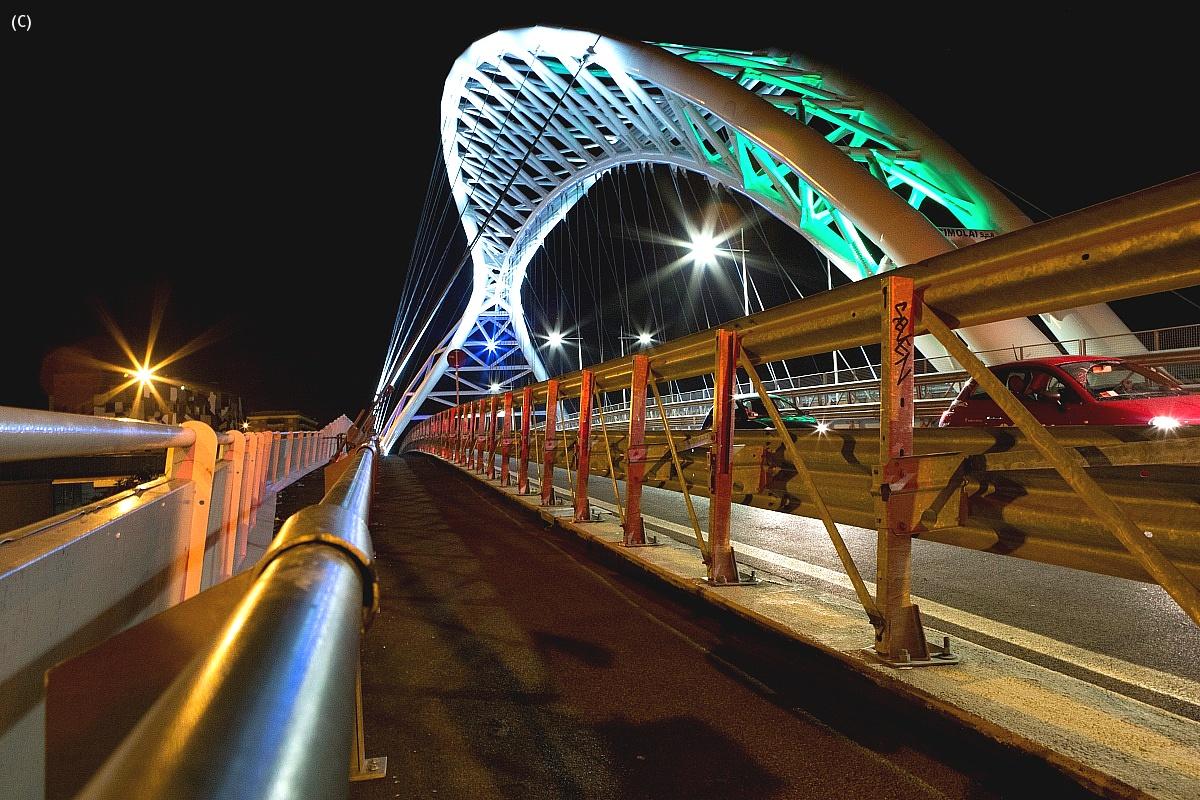 Ponte ostiense by night 3...