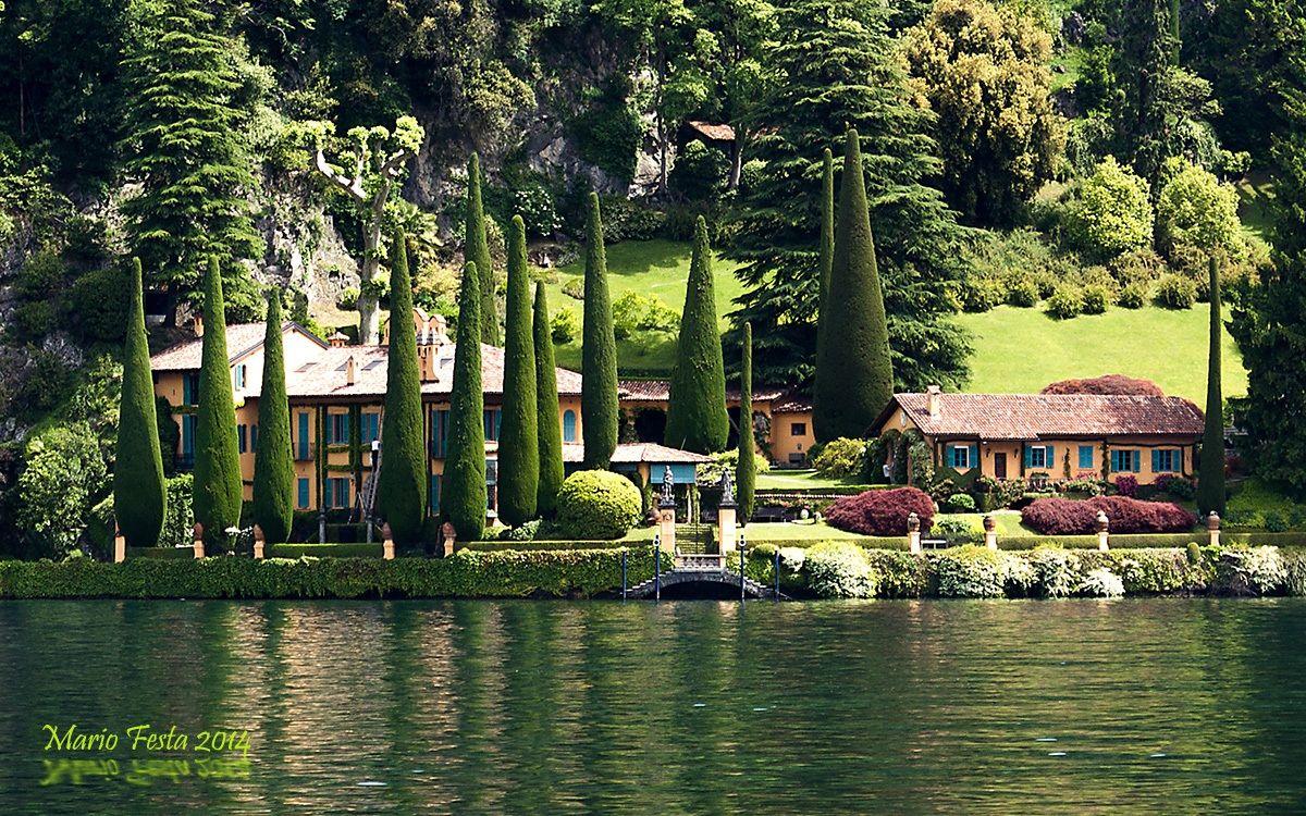 A dream villa...