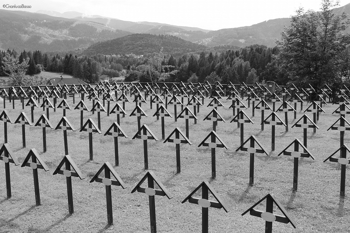 Cimitero di guerra...