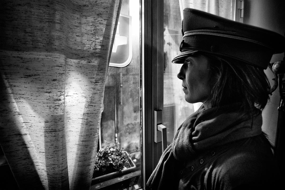 Genoa. The Window...