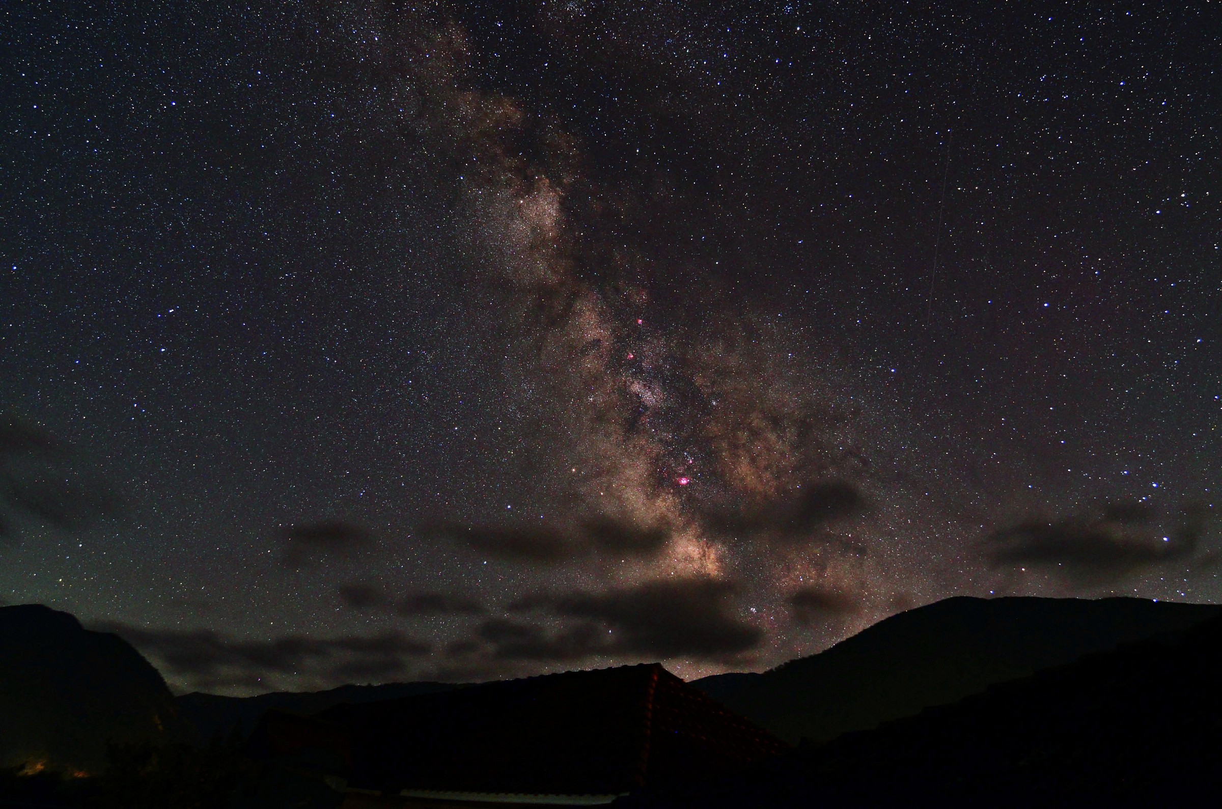 Albania paradiso astronomico!!...
