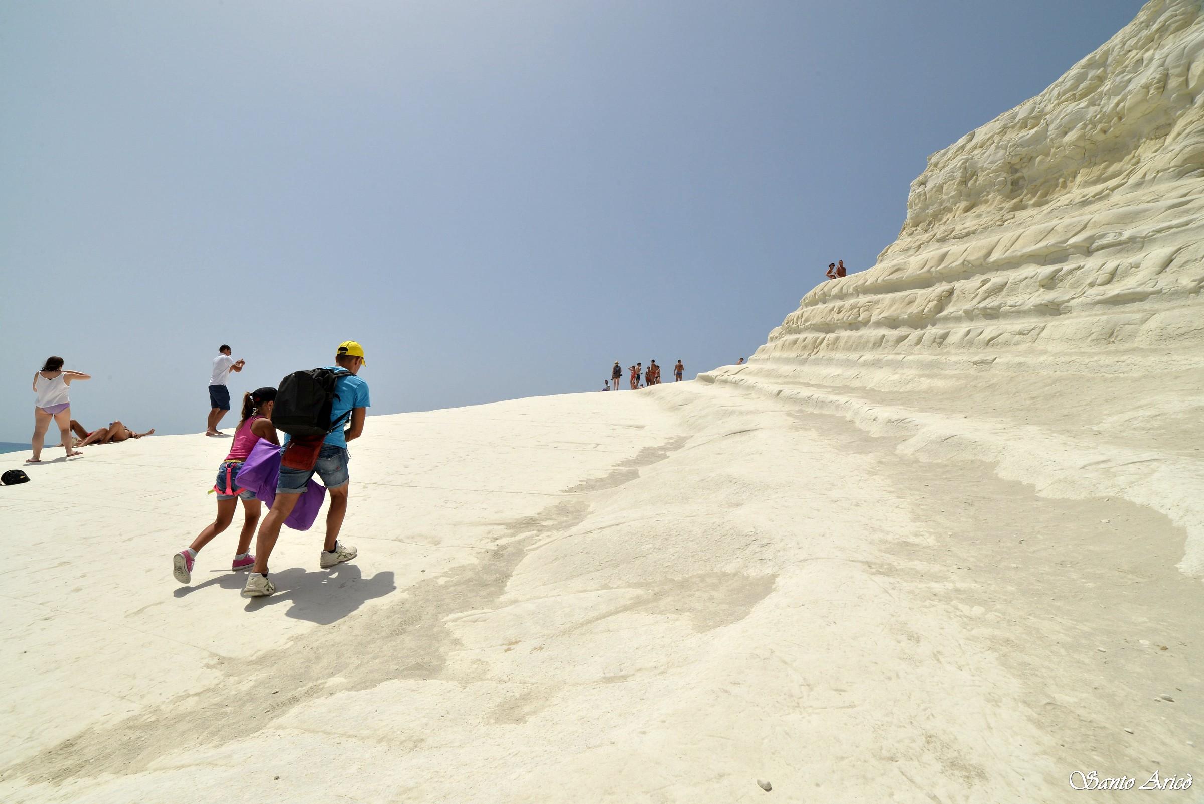 La scala dei Turchi......