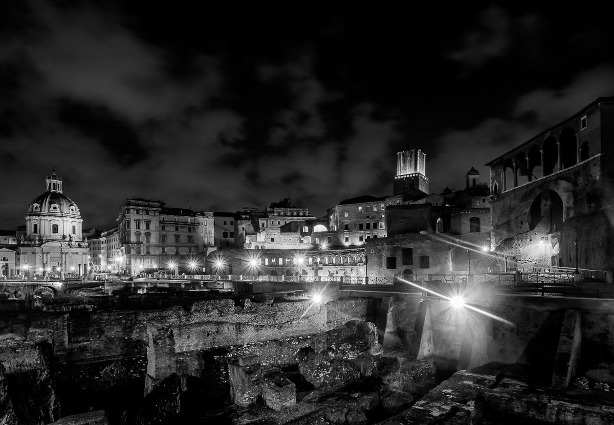 Fori Imperiali, Roma...