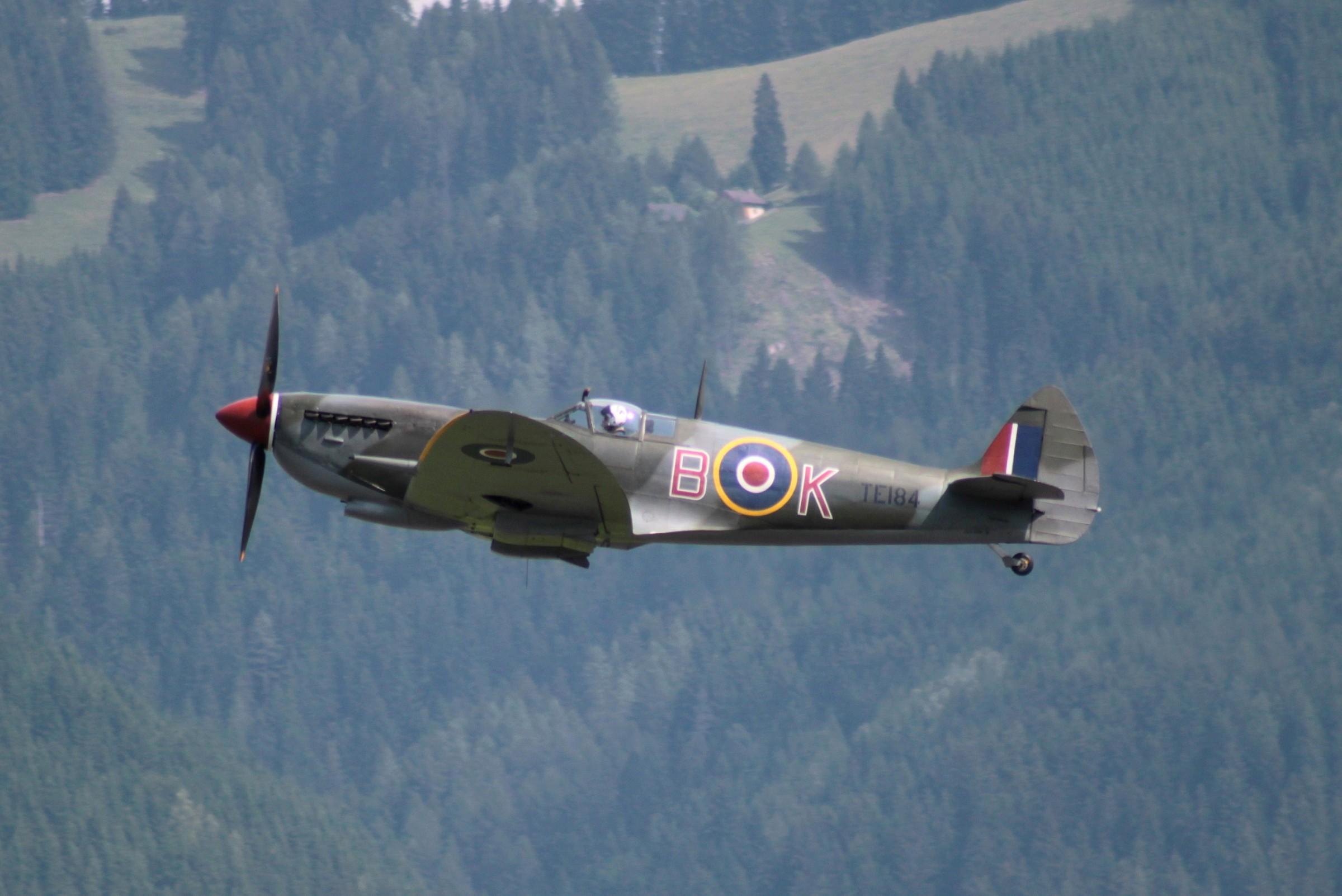 Spitfire...