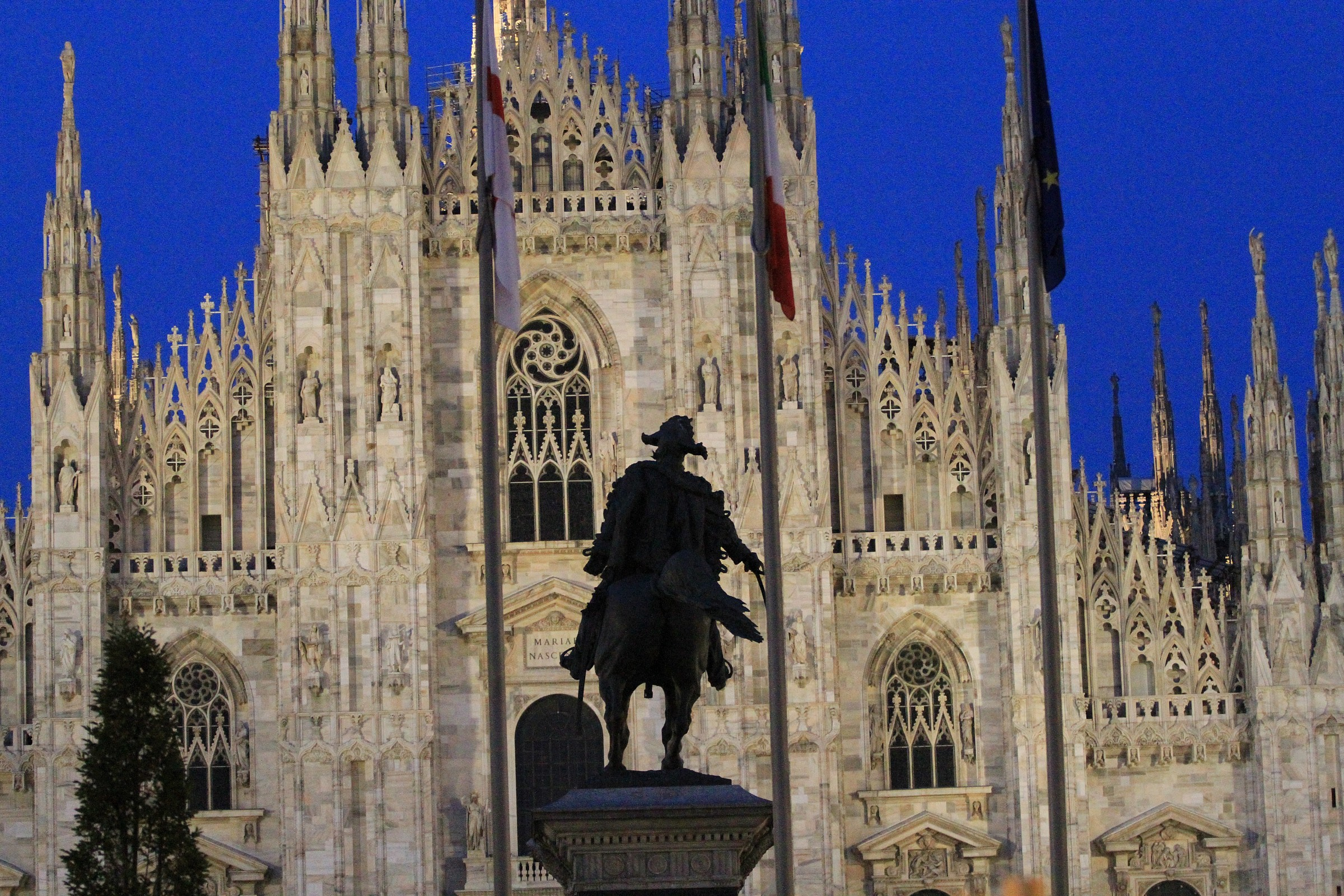 Cathedral of Milan...