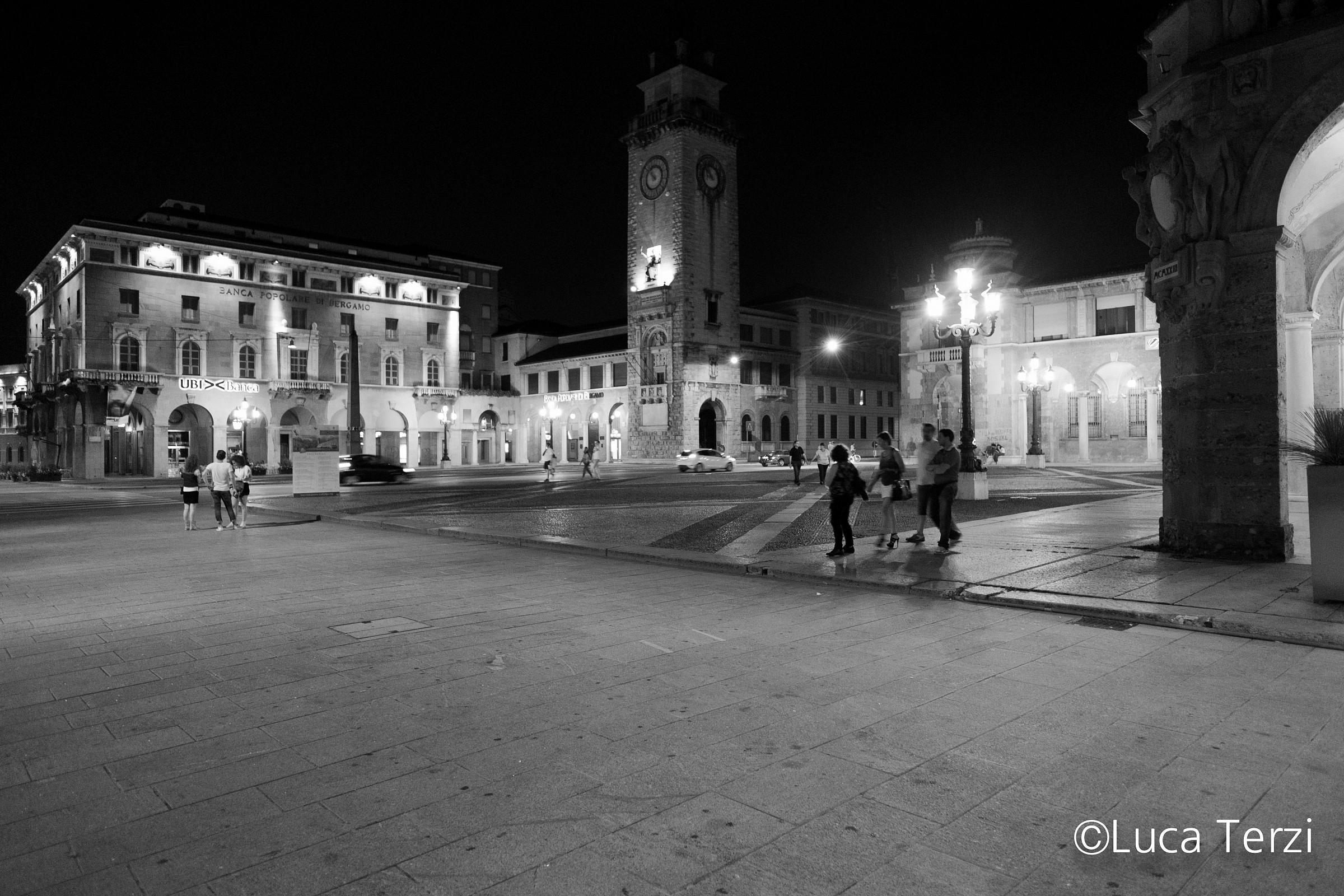 Bergamo bassa...