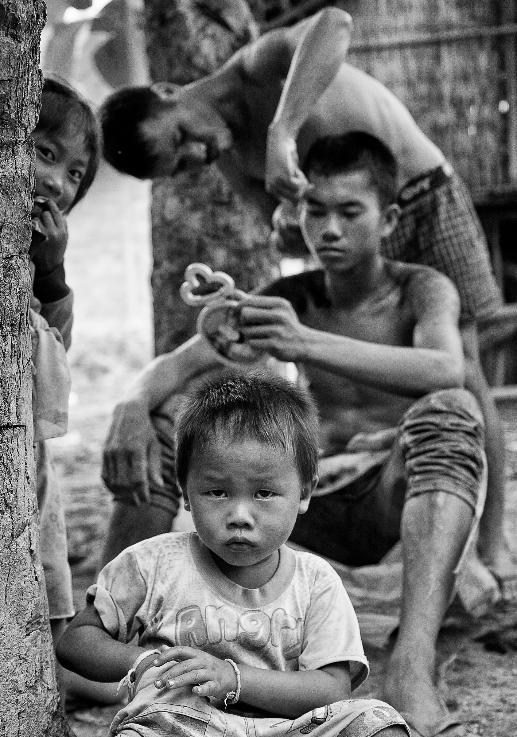 Laos...