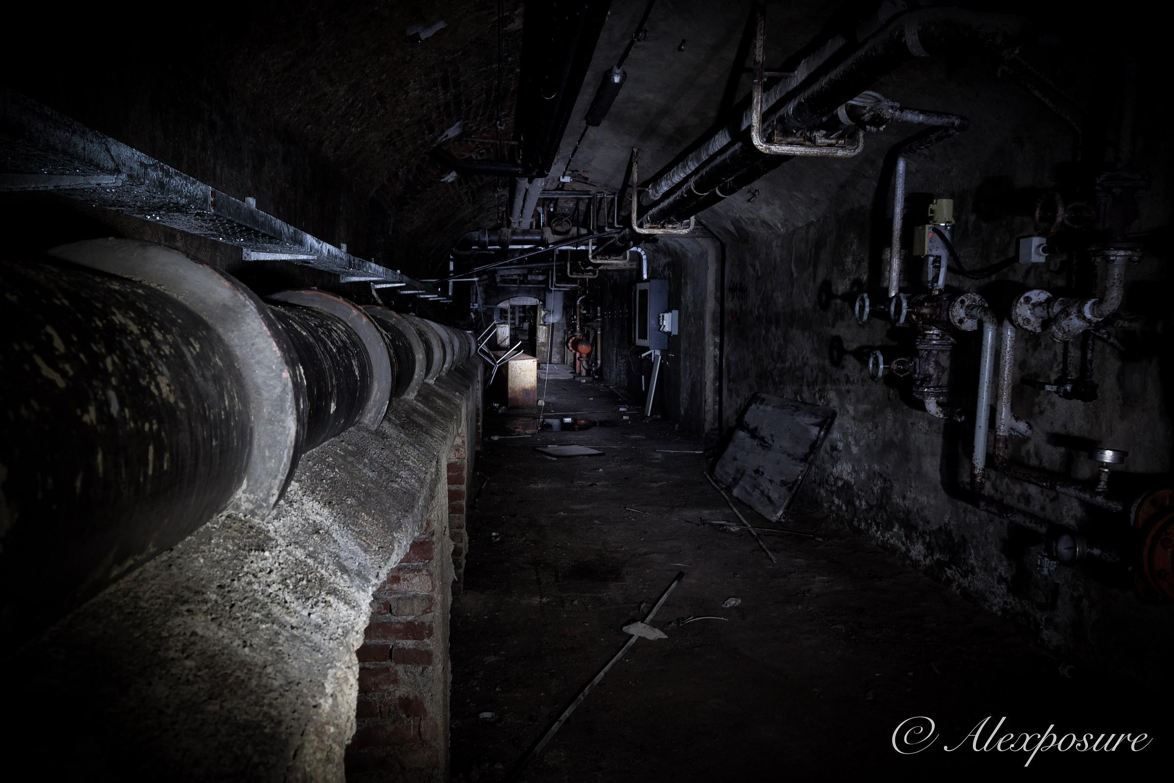 The basement of the whisper...
