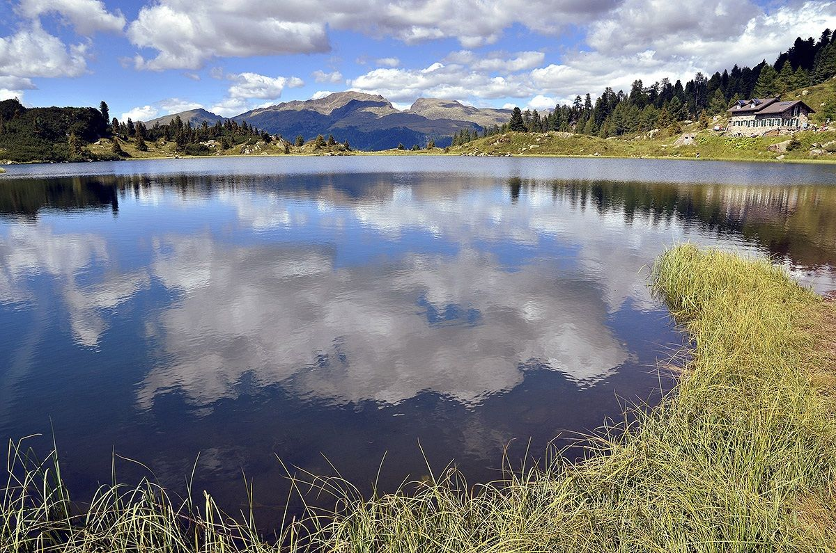 Lakes of Colbricon...