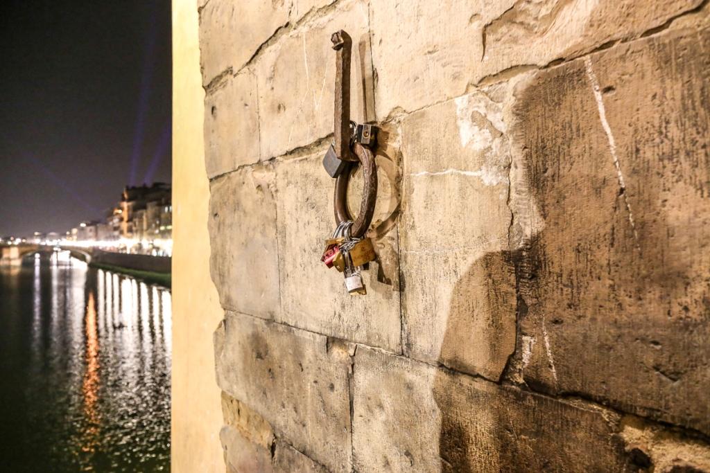 Florence padlock...