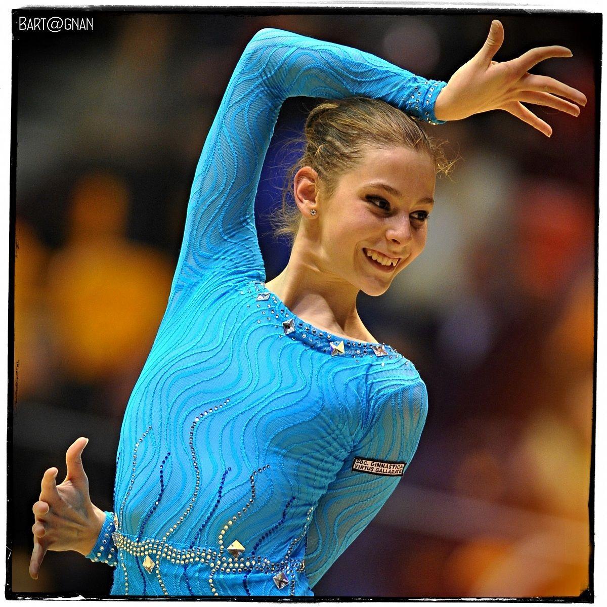 Gymnastics 4...