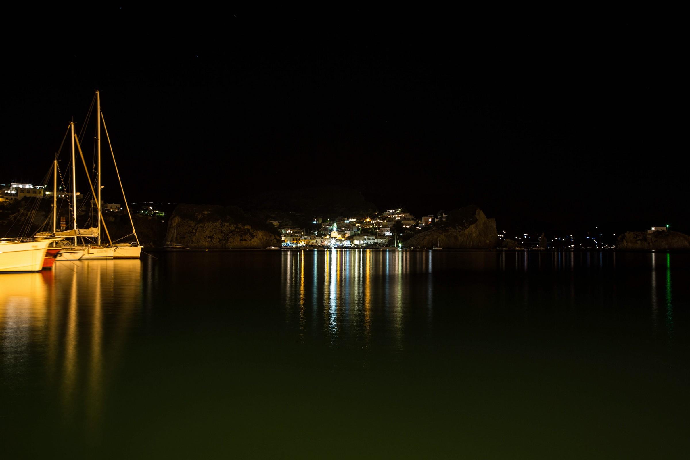 Ponza by night.3-2014...