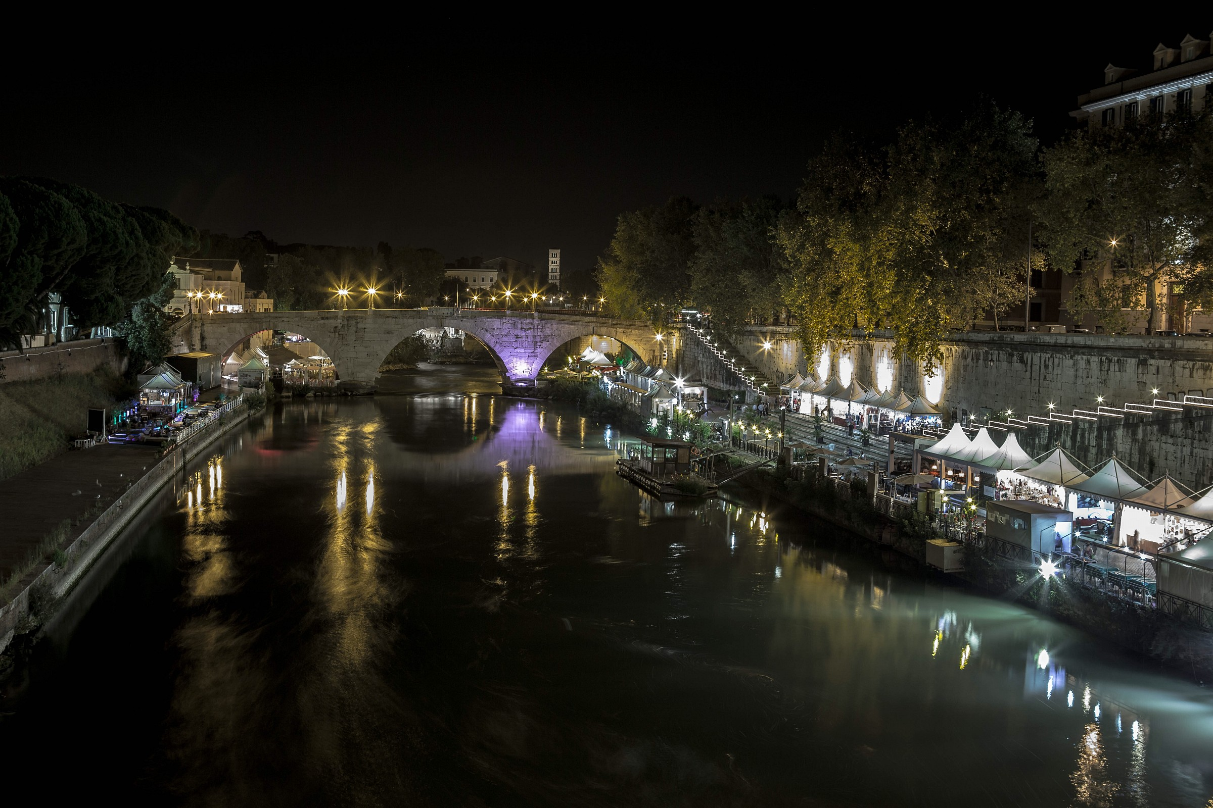 Trastevere1 by night...