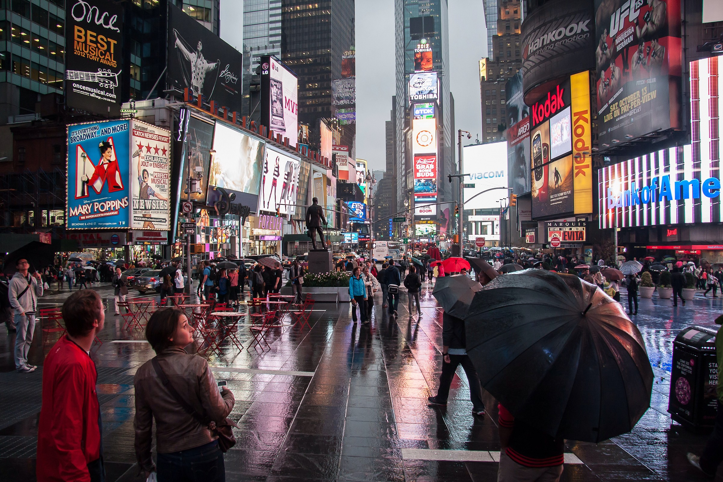 New York | Time Square...
